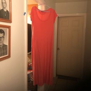 Polo by Ralph Lauren dress (peach)